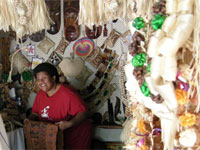 Image Source: Tourism Fiji. A market stall in Nadi, Fiji